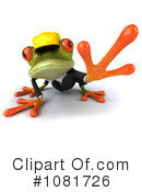Springer Frog Clipart #1081726 by Julos