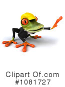 Springer Frog Clipart #1081727 by Julos