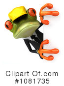 Springer Frog Clipart #1081735 by Julos
