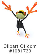 Springer Frog Clipart #1081739 by Julos