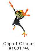 Springer Frog Clipart #1081740 by Julos