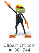 Springer Frog Clipart #1081744 by Julos