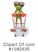 Springer Frog Clipart #1082635 by Julos