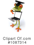 Springer Frog Clipart #1087314 by Julos
