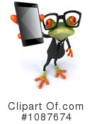 Springer Frog Clipart #1087674 by Julos