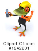Springer Frog Clipart #1242231 by Julos