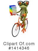 Springer Frog Clipart #1414346 by Julos