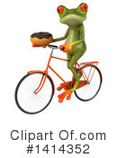 Springer Frog Clipart #1414352 by Julos