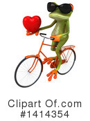 Springer Frog Clipart #1414354 by Julos