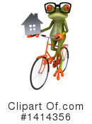 Springer Frog Clipart #1414356 by Julos