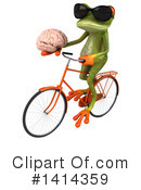 Springer Frog Clipart #1414359 by Julos
