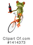 Springer Frog Clipart #1414373 by Julos
