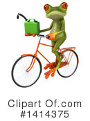 Springer Frog Clipart #1414375 by Julos