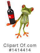 Springer Frog Clipart #1414414 by Julos
