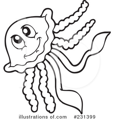 Squid Clipart #231399 by visekart