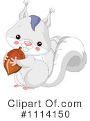 Royalty-Free (RF) squirrel Clipart Illustration #1114150