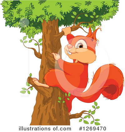 Tree Clipart #1269470 by Pushkin