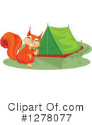 Squirrel Clipart #1278077 by Pushkin
