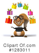 Squirrel Clipart #1283011 by Julos