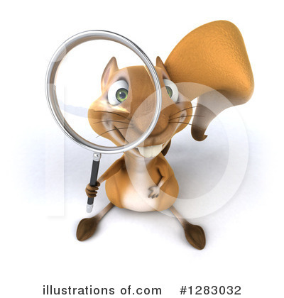 Squirrel Clipart #1283032 by Julos