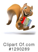 Squirrel Clipart #1290289 by Julos