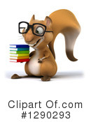 Squirrel Clipart #1290293 by Julos