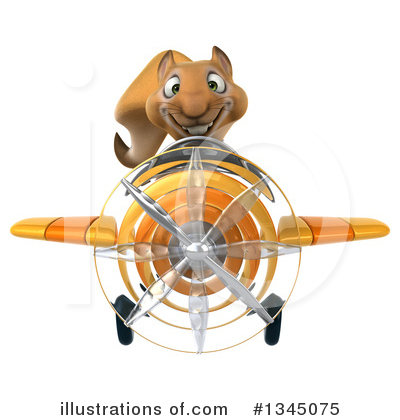 Squirrel Clipart #1345075 by Julos
