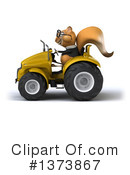 Squirrel Clipart #1373867 by Julos