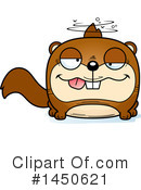 Squirrel Clipart #1450621 by Cory Thoman