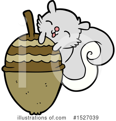 Acorn Clipart #1527039 by lineartestpilot