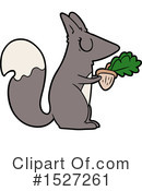 Squirrel Clipart #1527261 by lineartestpilot