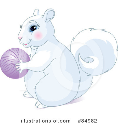 Squirrel Clipart #84982 by Pushkin