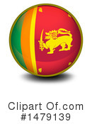 Sri Lanka Flag Clipart #1479139 by Graphics RF