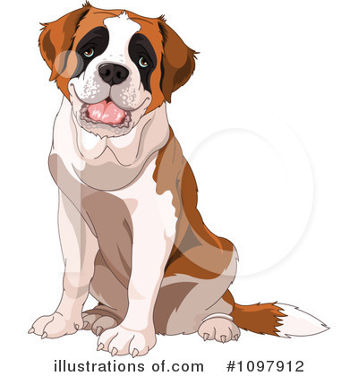 Dog Clipart #1097912 by Pushkin