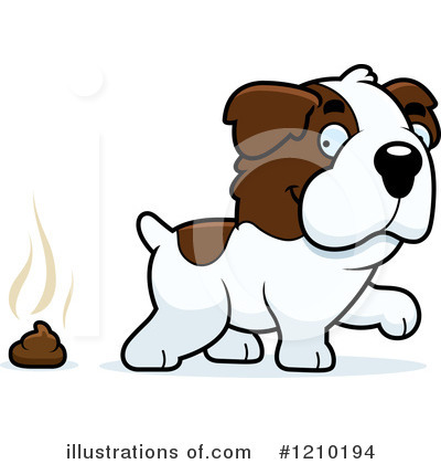 St Bernard Clipart #1210194 by Cory Thoman