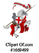 St George Clipart #1669499 by AtStockIllustration