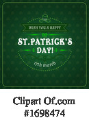 St Paddys Clipart #1698474 by Vector Tradition SM