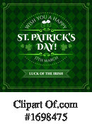 St Paddys Clipart #1698475 by Vector Tradition SM