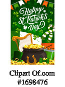St Paddys Clipart #1698476 by Vector Tradition SM