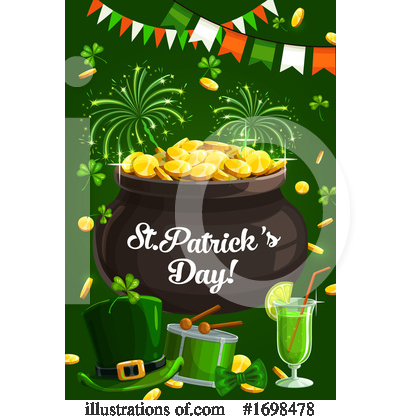 Royalty-Free (RF) St Paddys Clipart Illustration by Vector Tradition SM - Stock Sample #1698478