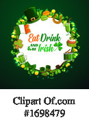 St Paddys Clipart #1698479 by Vector Tradition SM