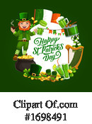 St Paddys Clipart #1698491 by Vector Tradition SM