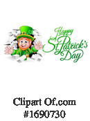 St Paddys Day Clipart #1690730 by AtStockIllustration
