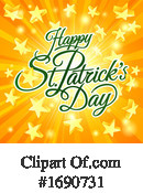 St Paddys Day Clipart #1690731 by AtStockIllustration