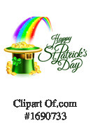 St Paddys Day Clipart #1690733 by AtStockIllustration