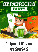 St Paddys Day Clipart #1690946 by Vector Tradition SM