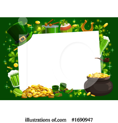 St Patricks Day Clipart #1690947 by Vector Tradition SM