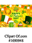 St Paddys Day Clipart #1690948 by Vector Tradition SM
