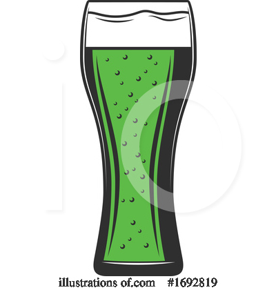 St Patricks Day Clipart #1692819 by Vector Tradition SM