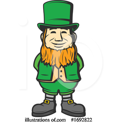 St Patricks Day Clipart #1692822 by Vector Tradition SM